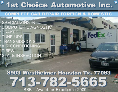 Auto Repair Houston | 713-782-5665 | Auto Repair in Houston, TX