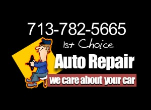 1st Choice Automotive Certified & AAA Approved Auto Repair Houston